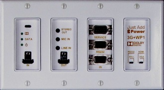 Decora-style Wall Plate TX