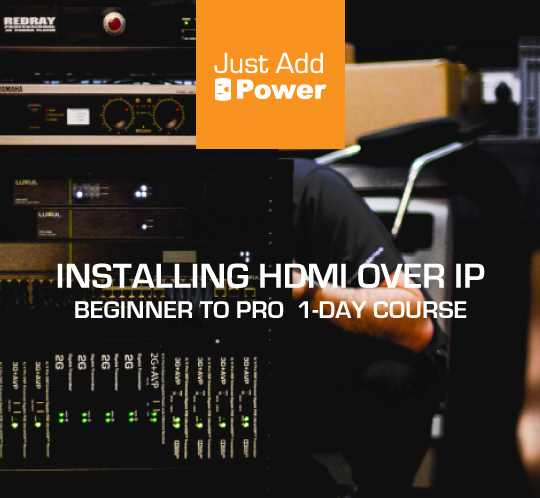 Just Add Power UK Training Days Available in August  – Just